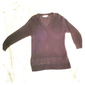 Michael Kors knit cover up // Medium